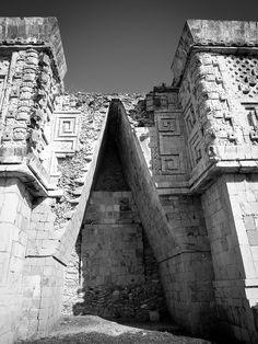 Uxmal - Yucatan - Mexico by Nonimous, via Flickr