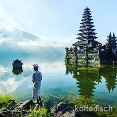 Bali ist magisch.  Ich habe noch nie so viele Zeremonien erlebt wie hier.  Jedes Ereignis im Leben eines Balinesen wird mit einer Zeremonie begleitet, um die Götter gnädig und wohlwollend zu stimmen und böse Geister zu vertreiben.   #Bali #Indonesien