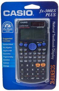 Casio PLUS Scientific Calculator, Black Scientific calculator Solar powered Natural Text book display Waterproof Fanny Pack, Maths Display, Simplifying Fractions, Educational Supply Store, Sin Cos Tan, Electronics Companies, Trigonometry, Science Biology, Algebra