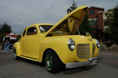 park royal west vancouver rod run hotrod car custom 2009 summer 494 | Flickr - Photo Sharing!