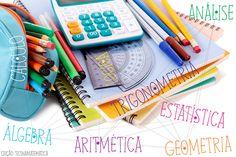 A importância de relacionar as diversas áreas da disciplina Matemática