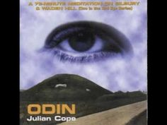 Julian Cope - Breath of Odin. This literally seems to be a lot of atmospheric chanting for a long period of time that sounds kinda like a didgeridoo, but I found it calming.