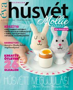 2014. áprilisi szám Húsvét Tarot, Bunny, Ipad, Easter, Spring, Diy, Bricolage, Hare, Easter Activities