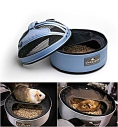 Limited Edition Critter Kit Accessory For Sleepypod Mini Mobile Pet Bed . . .