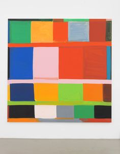Stanley Whitney | Artists | Lisson Gallery