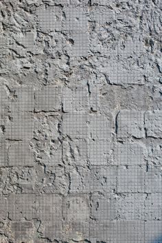 Technical Composition by Chris Wiley A form of textured concrete for underground walls