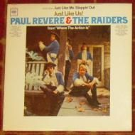 Price $9.99 Just Like Us! Paul Revere and The Raiders VG++ Vintage LP Record