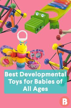 The Best Toys For Kids Of Every Age Cool Toys Happy