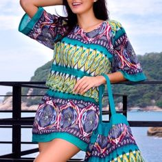 Anaya Tunic great cover up!