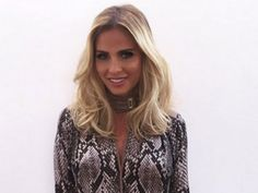 WOW MAKEOVER! Katie Price unveils short hair and amazing new look – Celebs Now