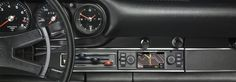 Porsche verpakt moderne radio- en navigatietechniek in heritage-jasje