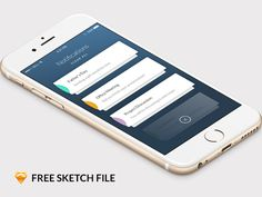 Hey guys, I decided to start a design challenge where I will design one screen every day. I will look online for some design inspiration and I will try to do it in sketch. Let me know if you like t...