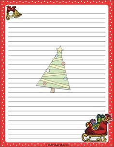 Free Printable Holiday stationary....Elf on the Shelf will be writing a few letters this Christmas!