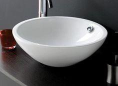 Alape sb opzet waskom schotelvorm cm plaatstaal wit