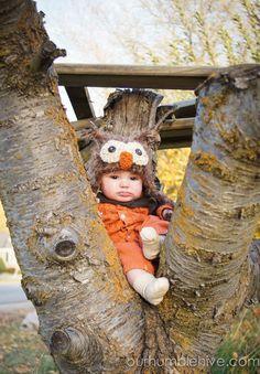 Handmade Owl Costume — Our Humble Hive