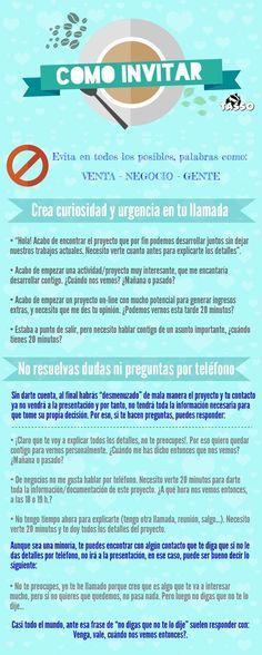MULTINIVEL SPAIN: Como Invitar