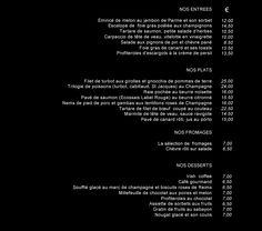 LE JAMIN ( La table ) Sorbet, Carpaccio, Reims, Table, Prosciutto, Salmon Tartare, Mushroom, Tables, Desk