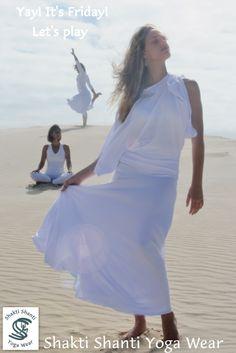 Shakti Shanti Yoga Wear beach yoga