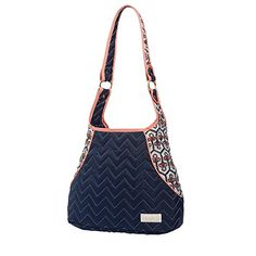 cinda b Mini Hobo Neptune One Size * Click image to review more details.