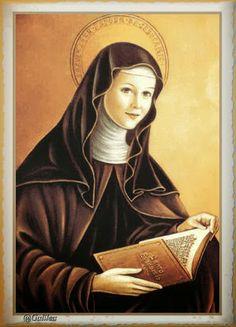 Santa María, Madre de Dios y Madre nuestra: Santa Inés de Praga, 2 de Marzo