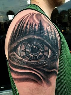 Daytona hardcore tattoo