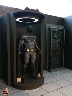 Batman v Superman Hot Toys Display                                                                                                                                                     More