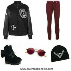 Outfit  #daragazza   #jeans  #felpa Segui 💖💖💖 http://www.diventasplendida.com/teenage/index.php  💖💖💖