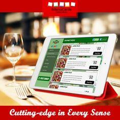 We offer ground-breaking Solutions at affordable rates. Know more here: www.imenucards.com  #imenu #tabletmenu #digitalmenu #ipadmenu