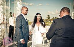 Beautiful Florida Beach Destination Wedding at South Seas Island Resort on Captiva Island, Florida » Sebrie Images Photography