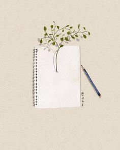 ảnh sưu tầm Girl Cartoon, Cartoon Art, Abstract Line Art, Plant Art, Aesthetic Art, Cute Wallpapers, Cute Drawings, Art Sketches, Planner Stickers