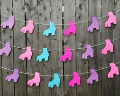 Items similar to Roller Skate Garland, Roller Skate Banner on Etsy Roller Skating Party, Skate Party, Roller Skate Cake, Girl Birthday, Birthday Parties, Birthday Ideas, Ideas Para Fiestas, Son Luna, Fiesta Party