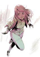 Super Girl by kikomauriz