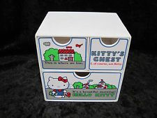 hello kitty vintage box