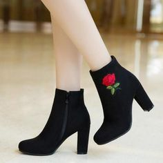 Quincy Boot Autumn Winter Fashion, Fall Winter, Winter Wardrobe, Peep Toe, Ankle Boots, High Heels, Footwear, Booty, Woman Shoes