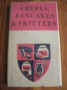 Crepes Pancakes and Fritters  PETER PAUPER PRESS