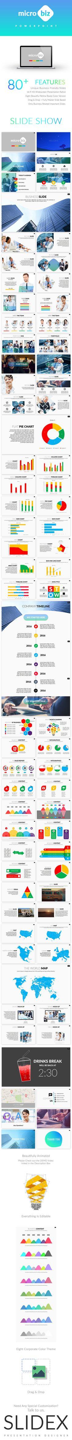 flip presentation (powerpoint templates) | flipping, presentation, Presentation templates