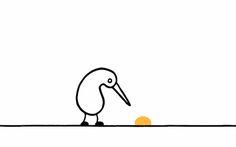 Dans un court métrage d'animation, Andreas Hykade résume avec une simplicité glaçante le concept d'addiction.