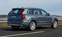 2016 Volvo XC90 - Photo Gallery of from Car and Driver - Car Images - Car and Driver - Car and Driver