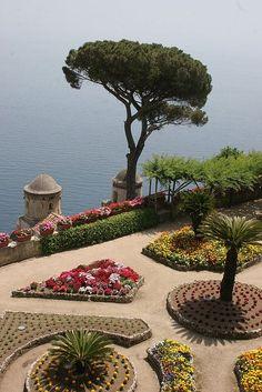 "sh-inaam:  "" Villa Rufolo, Ravello, Italy…. by forestlake on Flickr  """