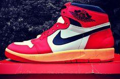 70d711d7df53b6 Nike s Jordan 1 Experiment Shoe Jordan Fashions