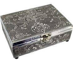Wicca Supplies, Pagan Supplies, Witchcraft Supplies, Spiritual Supplies - New Awakening - Tree of Life Metal Box, $17.99 (http://www.wiccasupplies.ca/tree-of-life-metal-box/)