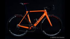 DeRosa s Protos road bike gets substantial weight savings for 2017 here s the Team Issue version for Nippo Fantini