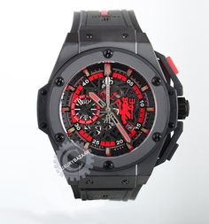 Hublot King Power Red Devil Manchester United for $37,995 for sale from a Trusted Seller on Chrono24