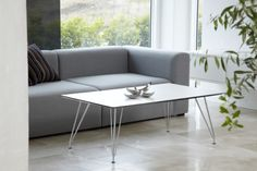 DK 10 sofabord Dining Bench, Lounge, Furniture, Design, Ikon, Living Rooms, Home Decor, Airport Lounge, Lounges