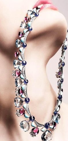 Rosamaria G Frangini | High Colorful Jewellery | TJS | Bulgari