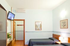 Doppia/Twin bed
