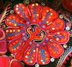 TAFA: The Textile and Fiber Art List   Nicky Perryman Textile Artist