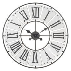 Orologio in metallo D 70 cm BEAUCOURT Maisons du Monde