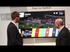 CES 2014: LG WebOS in-depth demonstration - YouTube