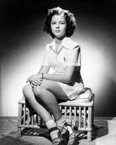 Shirley Temple-I loved watching her movies growing up!